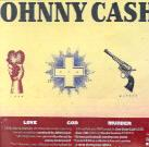 Johnny Cash - Love, God, Murder - Box (3 CDs)