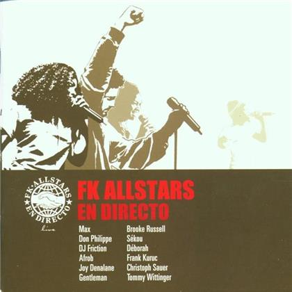 Freundeskreis - En Directo - Live (2 CDs)