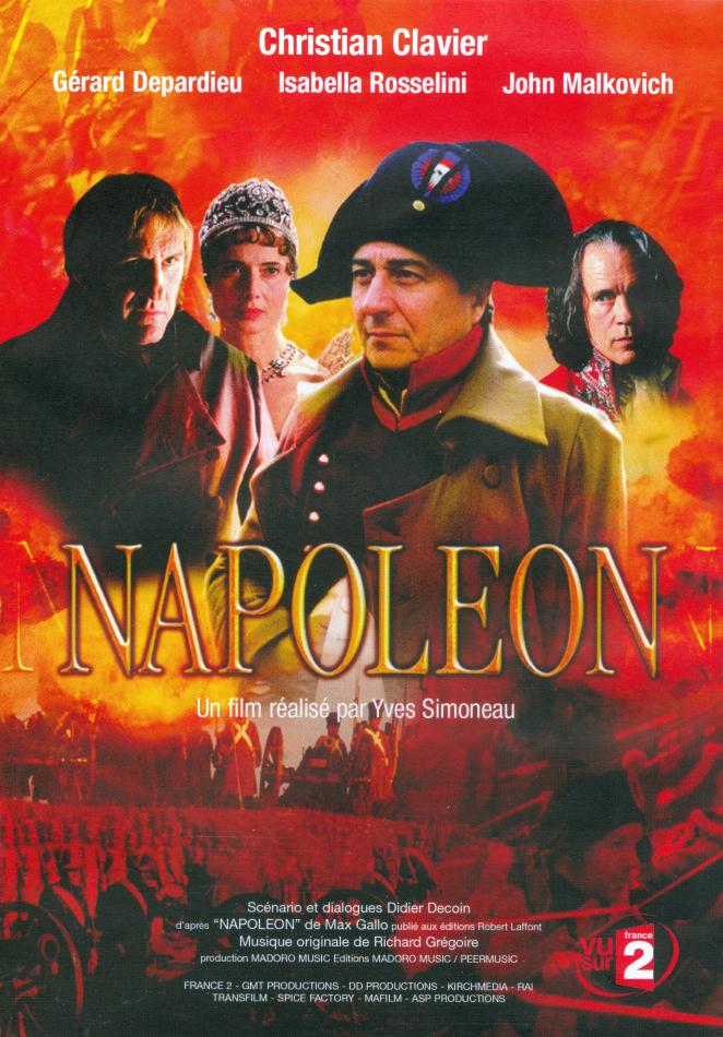 Napoléon - Le film (2002) (2 DVDs)