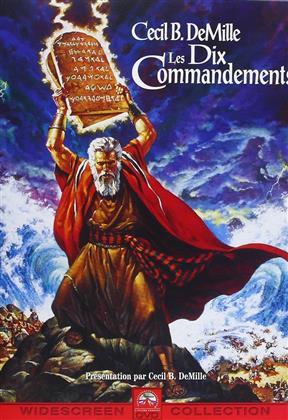 Les dix commandements (1956) (2 DVD)