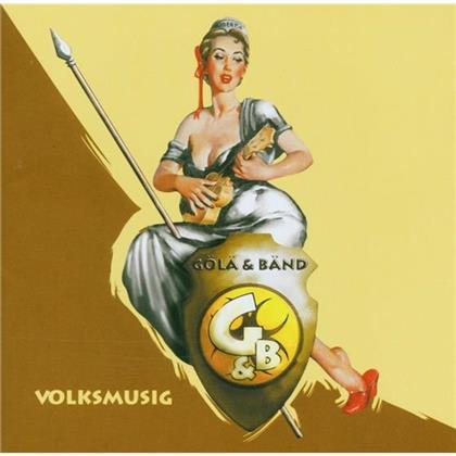 Gölä - Volksmusig (2 CDs)
