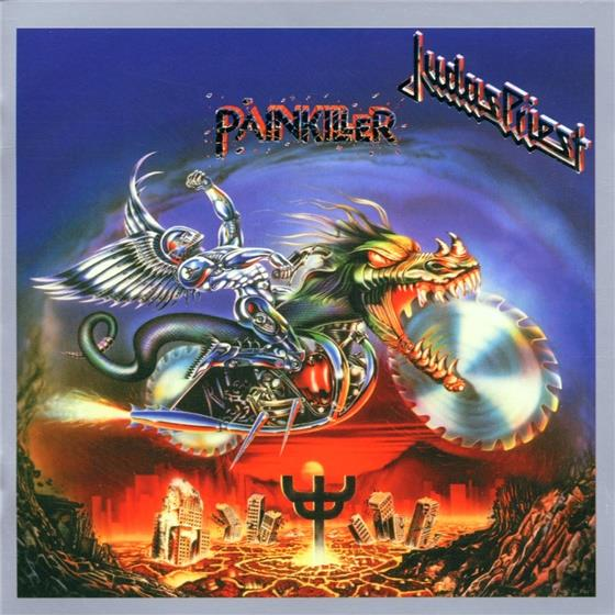 Judas Priest - Painkiller - + Bonustracks (Remastered)