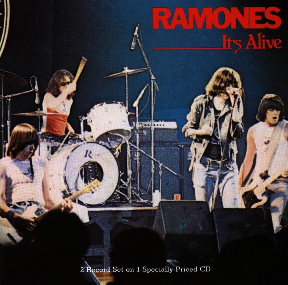 Ramones - It's Alive