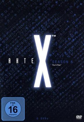 Akte X - Staffel 6 (6 DVDs)