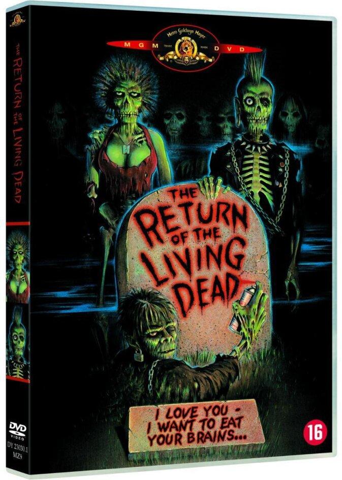 The Return of the Living Dead - Le retour des morts vivants (1985)