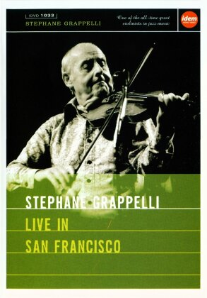 Grappelli Stephane - Live in San Francisco