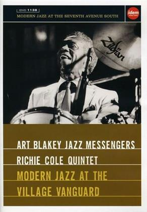 Art Blakey, Jazz Messengers & Richie Cole Quintet - Modern Jazz at the Village Vanguard