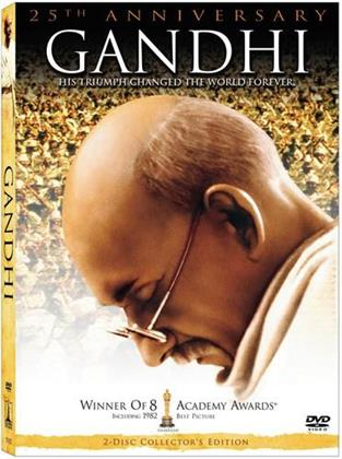 Gandhi (1982) (25th Anniversary Collector's Edition, 2 DVDs)