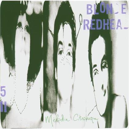 Blonde Redhead - Melodie Citronique - Minialbum