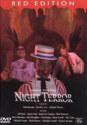 Night Terror (1989) (Red Edition, Uncut)