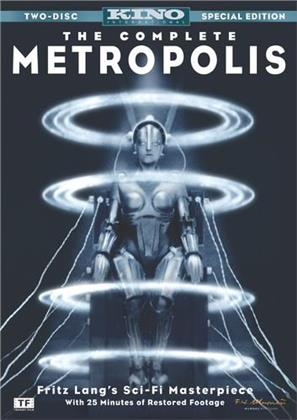 Metropolis - The Complete Metropolis (1927) (Limited Special Edition, 2 DVDs)