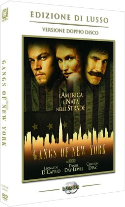 Gangs of New York (2002) (2 DVDs)