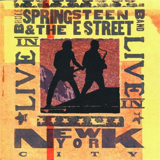 Bruce Springsteen - Live In New York City (2 CDs)