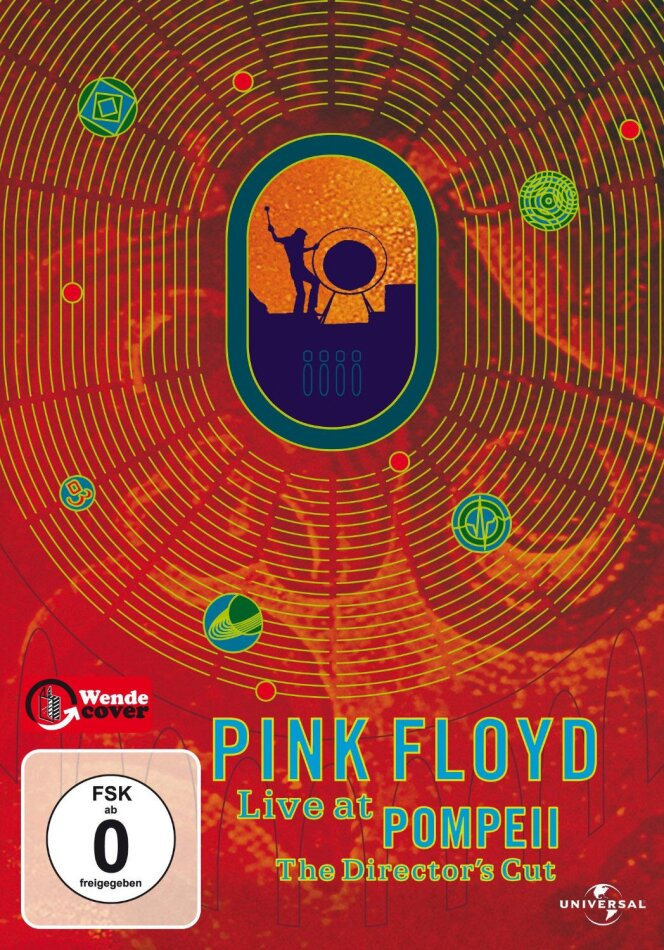 Pink Floyd - Live at Pompeii (Director's Cut)