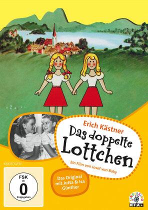 Das doppelte Lottchen - Erich Kästner (1950) (b/w)