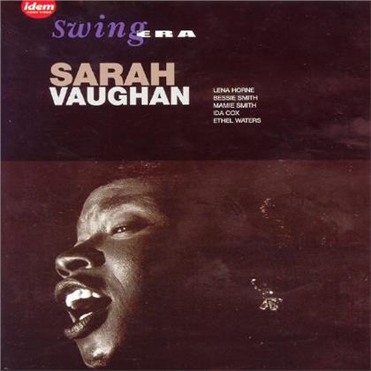 Vaughan Sarah - Swing era
