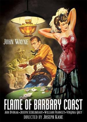 Flame of Barbary Coast (1945) (s/w)
