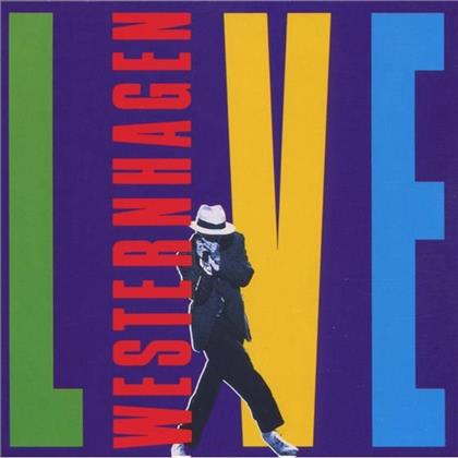 Westernhagen (Marius Müller) - Live (Versione Rimasterizzata, 2 CD)