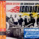 Brian Setzer - Ignition - Bonustrack (Japan Edition)