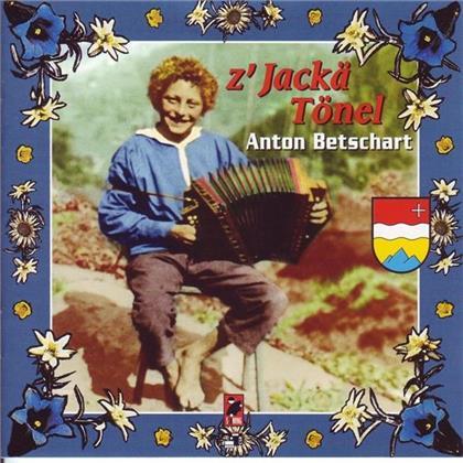 Anton Betschart - Z'jackä Tönel