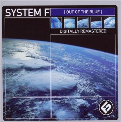 System F (Ferry Corsten) - Out Of The Blue (Remastered, 2 CDs)