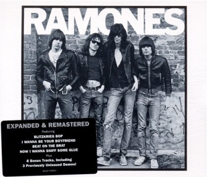 Ramones - --- (Deluxe Edition)