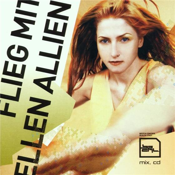 Ellen Allien - Flieg Mit Ellen Alien