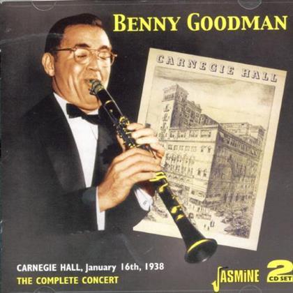 Benny Goodman - At Carnegie Hall 1938 - Complete
