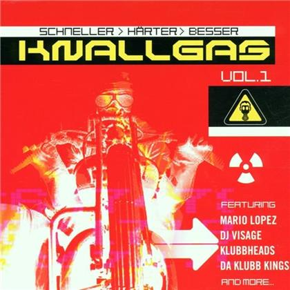 Knallgas 1 (2 CDs)