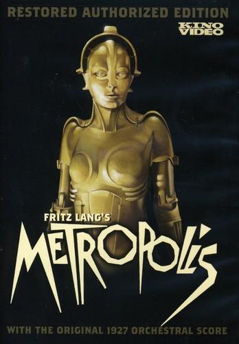 Metropolis - (Restored Authorized Edition) (1927)