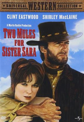 Two mules for sister Sara (1969) (Widescreen)