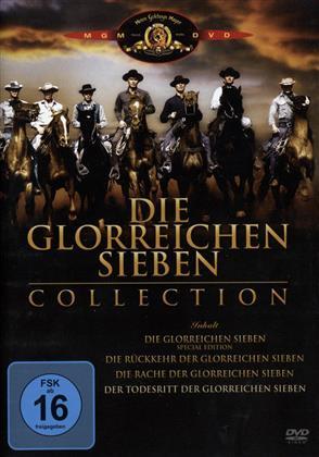 Die glorreichen Sieben - Box (4 DVDs)