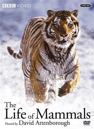 Life of mammals - Volume 1-4 (BBC, 4 DVDs)