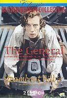 The General / Steamboat Bill Jr. - Buster Keaton (2 DVD)