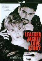 Leather Jacket Love Story (n/b)