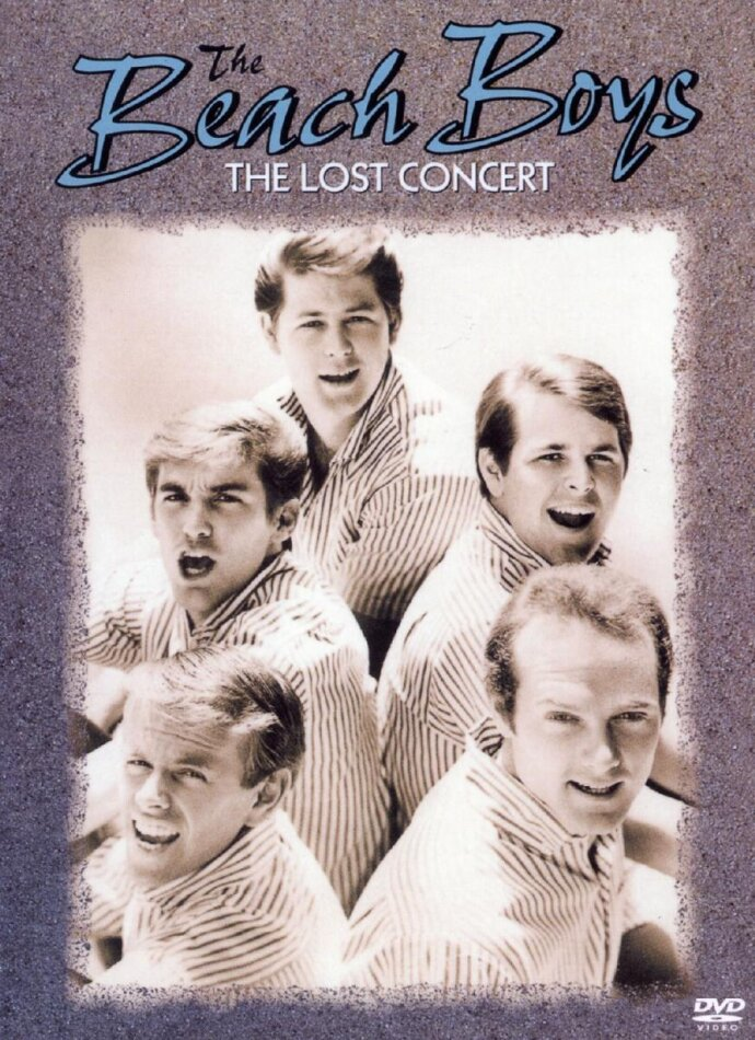 Beach Boys - The lost concert (1964) (s/w)