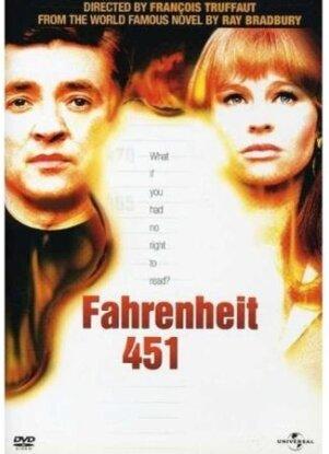 Fahrenheit 451 (1966) (Widescreen)