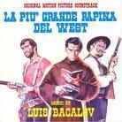 Luis Bacalov - La Piu Grande Rapina Del West - OST (CD)