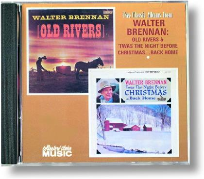 Walter Brennan - Old Rivers/This Was