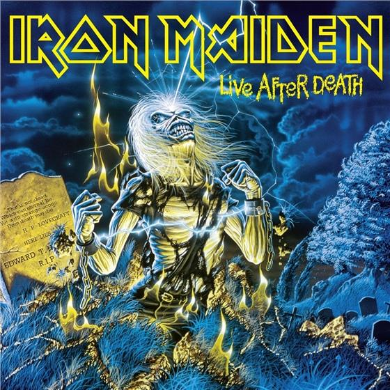 Iron Maiden - Live After Death (2 CDs)
