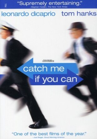 Catch Me If You Can 2002 2 Dvds Cede Com