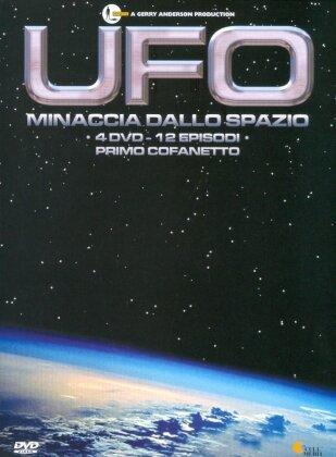 UFO - Minaccia dallo spazio - Stagione 1 (Box, 4 DVDs)