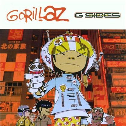 Gorillaz - G-Sides (European Edition)