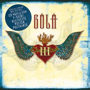 Gölä - Drei - Limited Edition +Poster, Shirt, Halskette & Postkarte