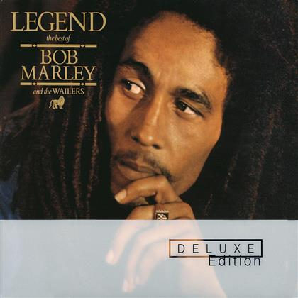 Bob Marley - Legend (Deluxe Edition, 2 CDs)