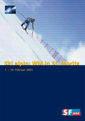 Ski WM 2003 in St. Moritz