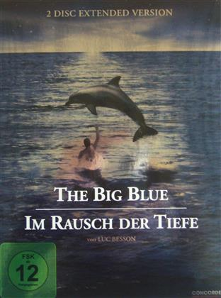 The Big Blue - Im Rausch der Tiefe (1988) (Extended Edition, 2 DVD)