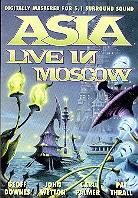 Asia - Live in Moscow (Remastered)