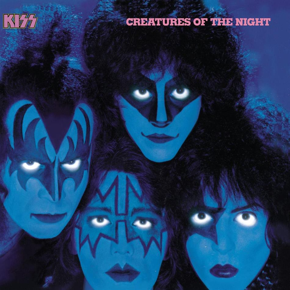 Kiss - Creatures Of The Night (Remastered)