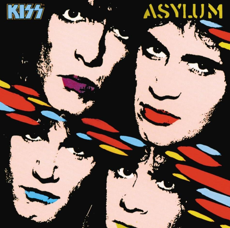 Kiss - Asylum (Remastered)